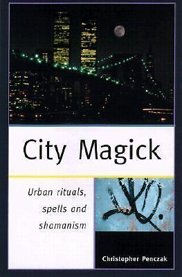City Magick, Penczak, Christopher, Good Book