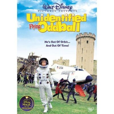 The Unidentified Flying Oddball, Good DVD, Pat Roach, Ewen Solon, Kevin Brennan,