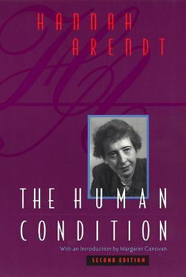 The Human Condition (2nd Edition), Arendt, Hannah, Acceptable Book