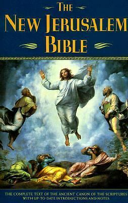 The New Jerusalem Bible, Henry Wansbrough, Good, Books