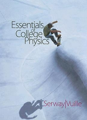 Essentials of College Physics (with CengageNOW 2-Semester and Personal Tutor Pr