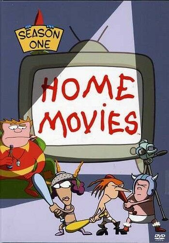 Home Movies - Season One by Brendon Small, H. Jon Benjamin, Melissa Bardin Gals