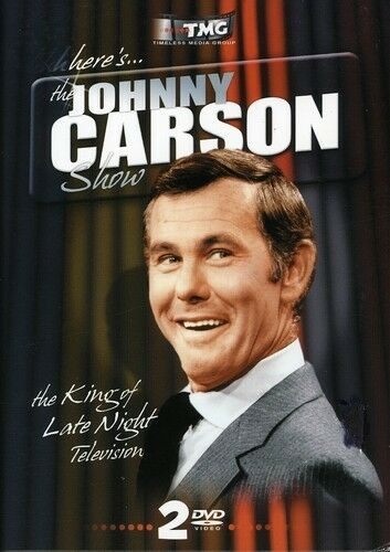 Johnny Carson, Good DVD, Here's the Johnny Carson Show, N/a