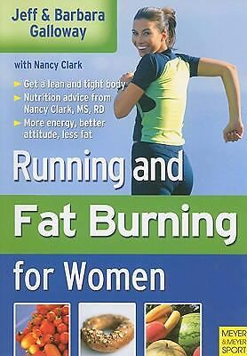 Running and Fatburning for Women, Galloway, Barbara, Galloway, Jeff, Good Book
