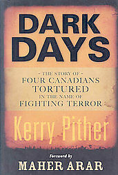 Dark Days by Kerry Pither (2008, Hardcover)