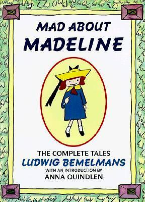 Mad about Madeline, Ludwig Bemelmans, Good Book