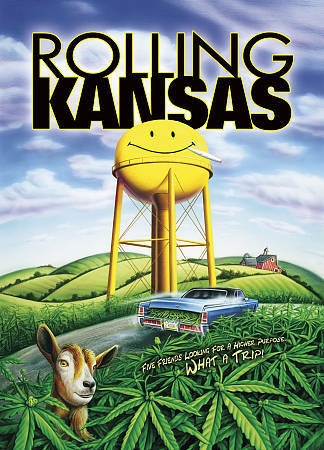 Rolling Kansas, Good DVD, McDow, Ryan, Klein, Rachel, Huntington, Sam, Higgins,