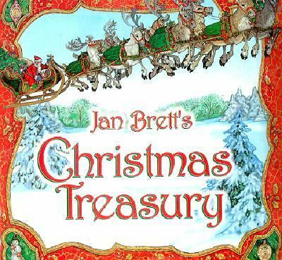 Jan Brett's Christmas Treasury, Jan Brett, Good Book