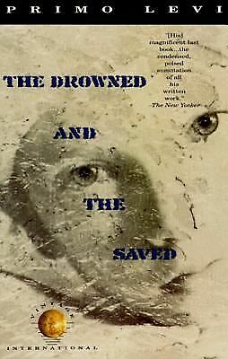 The Drowned and the Saved, Levi, Primo, Good Book