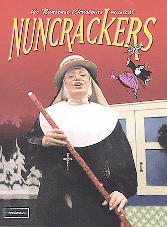 Nuncrackers: The Nunsense Christmas Musical by Rue McClanahan, John Ritter, Bam