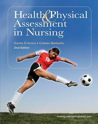 Health & Physical Assessment in Nursing (2nd Edition) by D'Amico, Donita, Barba