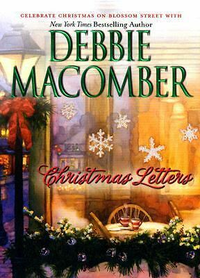 Christmas Letters, Debbie Macomber, Very Good Book