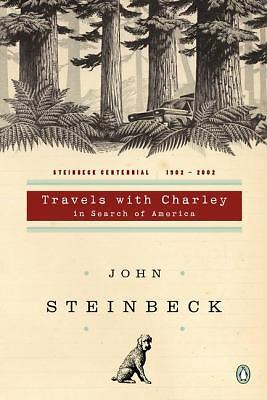 Travels with Charley in Search of America: (Centennial Edition), Steinbeck, John