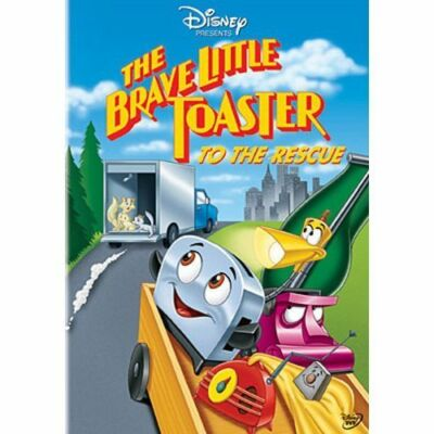 The Brave Little Toaster to the Rescue, Good DVD, Eric Lloyd, Thurl Ravenscroft,
