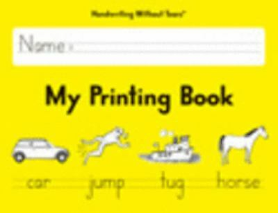 My Printing Book, Jan Olsen, Good Book