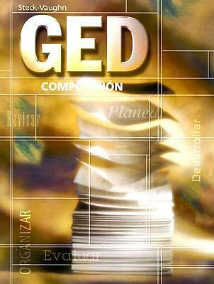 Steck-Vaughn GED, Spanish: Student Edition Composici?n (Spanish Edition), STECK-