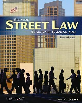 Street Law, Student Edition by McGraw-Hill Education