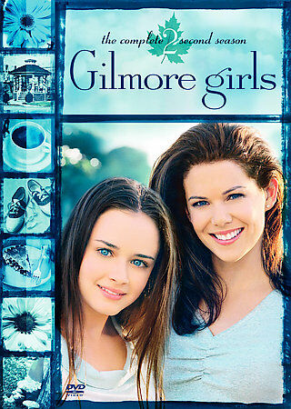 Gilmore Girls: The Complete Second Season (Digipack), Good DVD, Lauren Graham, A