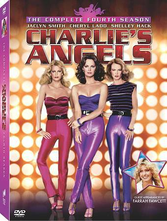 Charlie's Angels: Season 4, Good DVD, Tim Rossovich, Cameron Mitchell, Stephen M