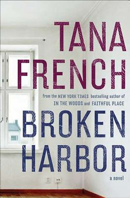 Broken Harbor: A Novel (Dublin Murder Squad), French, Tana, Good Book