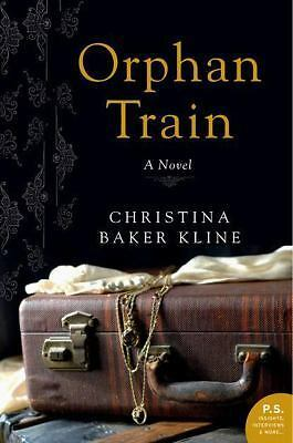 Orphan Train: A Novel, Kline, Christina Baker, Good Book