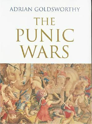 The Punic Wars, Goldsworthy, Adrian, Good Book