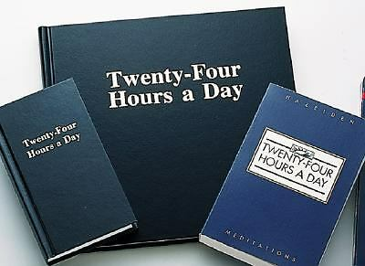 Twenty Four Hours a Day Larger Print, Anonymous, Good, Books