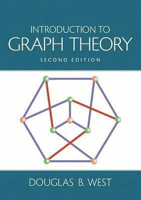 Introduction to Graph Theory (2nd Edition), West, Douglas B., Good Book