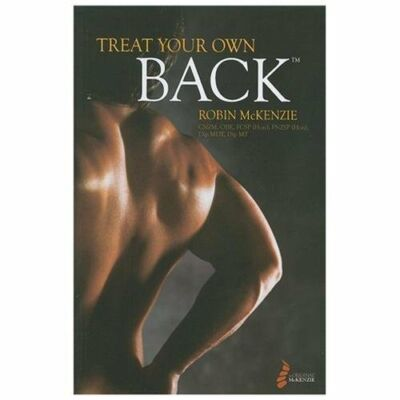 Treat Your Own Back 9th Edition, Robin A McKenzie, Good, Books
