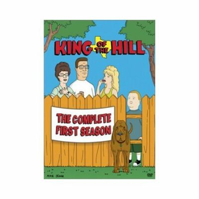 King of the Hill - The Complete First Season, Good DVD, Mike Judge, Kathy Najimy