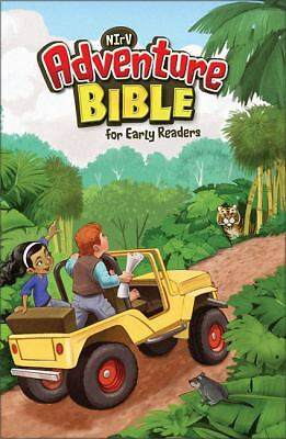 Adventure Bible for Early Readers, NIrV, , Good Book