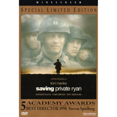 Saving Private Ryan (Special Limited Edition), Excellent DVD, Tom Hanks, Tom Siz