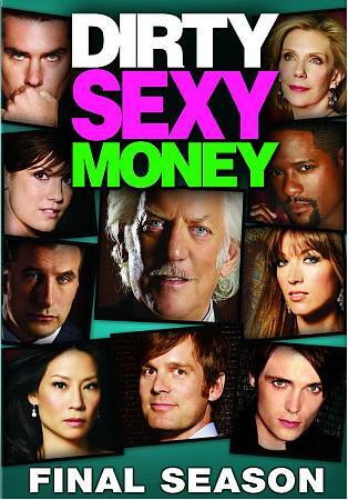 Dirty Sexy Money: The Complete and Final Second Season, Good DVD, William Baldwi