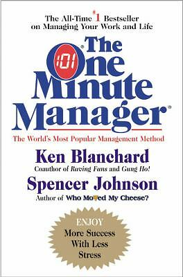 The One Minute Manager, Kenneth H. Blanchard, Spencer Johnson, Acceptable Book