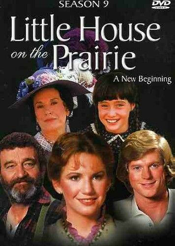 Little House on the Prairie - The Complete Season 9, Excellent DVD, Kevin Hagen,