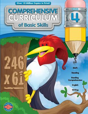 Comprehensive Curriculum of Basic Skills, Grade 4 by