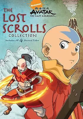 The Lost Scrolls Collection (Avatar), Various, Acceptable Book