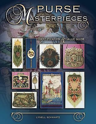 Purse Masterpieces Identification and Value Guide, Schwartz, Lynell, Good Book