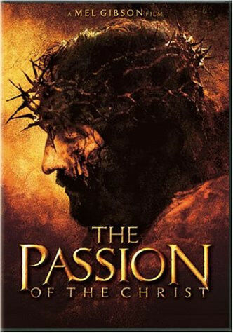 The Passion of the Christ (Full Screen Edition), Excellent DVD, James Caviezel,