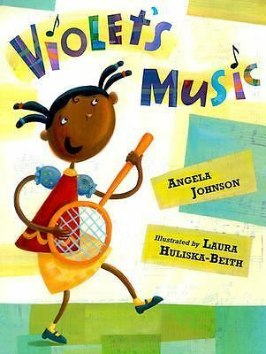 Violet's Music, Johnson, Angela, Good, Books