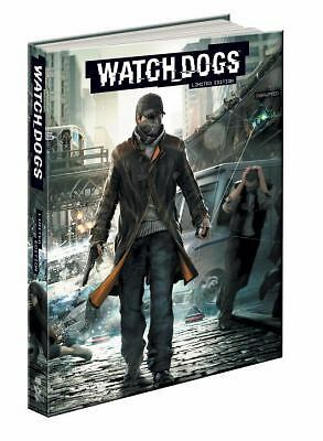Watch Dogs Collector's Edition: Prima Official Game Guide, Hodgson, David, Good