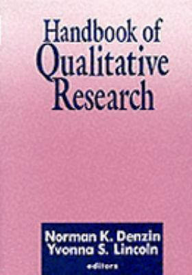 Handbook of Qualitative Research, , Good Book
