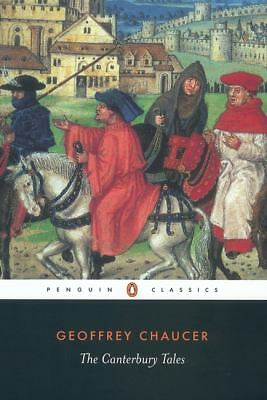 The Canterbury Tales, Chaucer, Geoffrey, Good Book