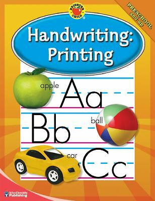 Handwriting: Printing, Grades Preschool  and Up (Brighter Child Workbooks Bright