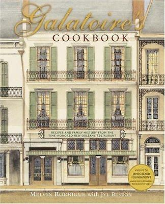 Galatoire's Cookbook: Recipes and Family History from the Time-Honored New Orlea