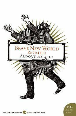 Brave New World Revisited (P.S.), Huxley, Aldous, Good Book