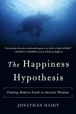 The Happiness Hypothesis: Finding Modern Truth in Ancient Wisdom by Haidt, Jona