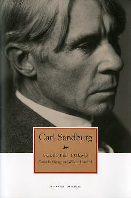 Selected Poems, Sandburg, Carl, Good Book