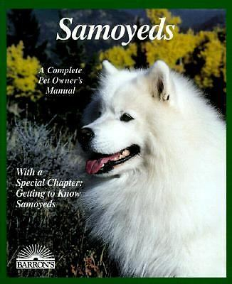 Samoyeds (Barron's Complete Pet Owner's Manuals), Siino, Betsy Sikora, Good, Boo