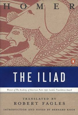 The Iliad (Penguin Classics Deluxe Edition) by Homer